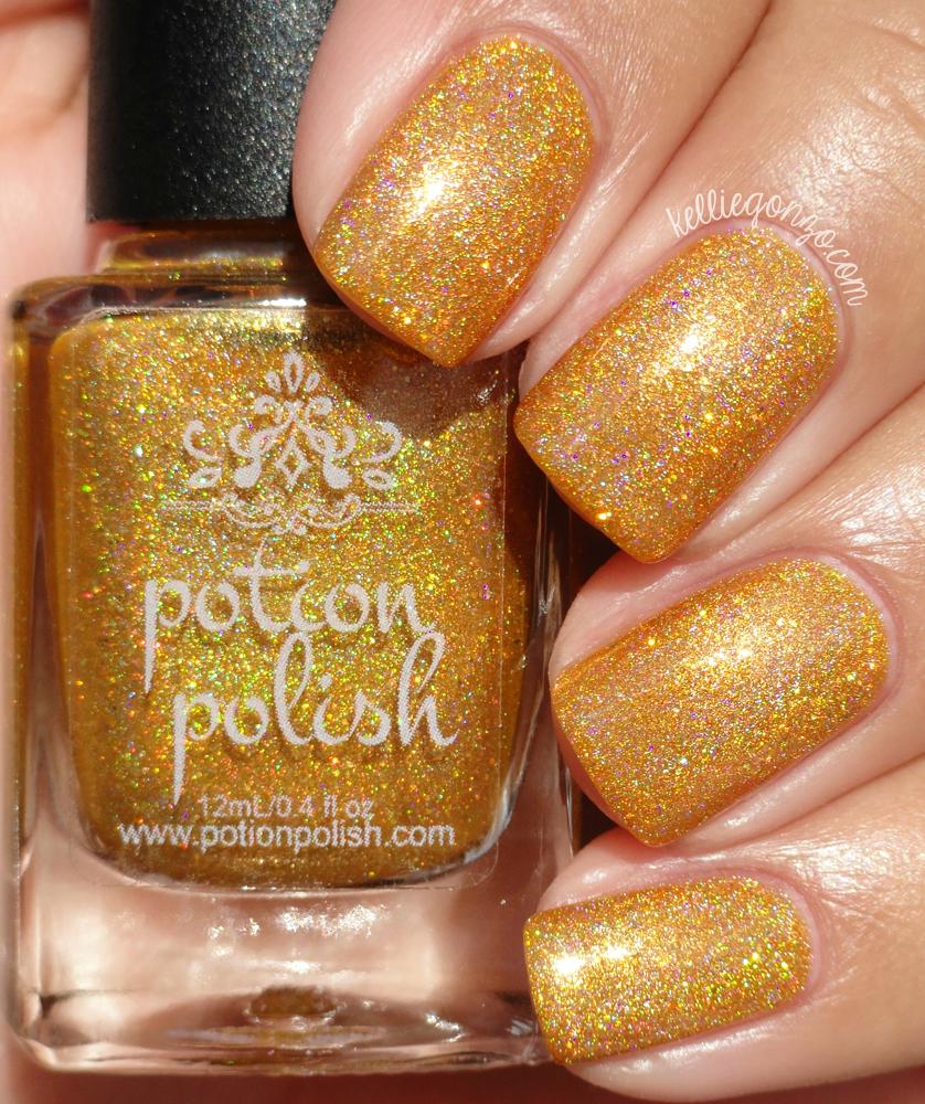 Potion Polish Marvelous Maple