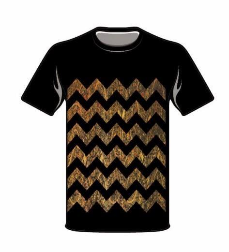 Membuat Desain Grafis Kaos menggunakan Kain Batik