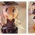 Fofucha Bruxinha Halloween