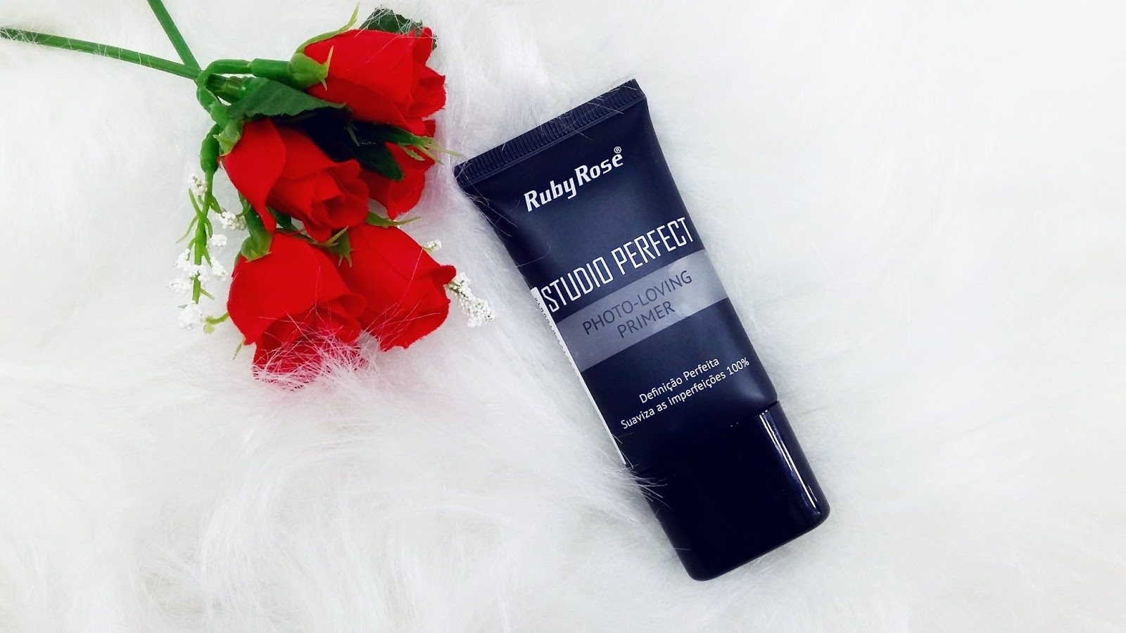 Resenha: Primer Studio Perfect Ruby Rose