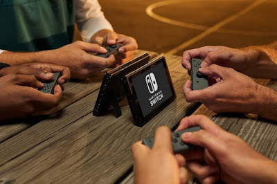 Nintendo lanca seu novo vídeo game – Nintendo Switch