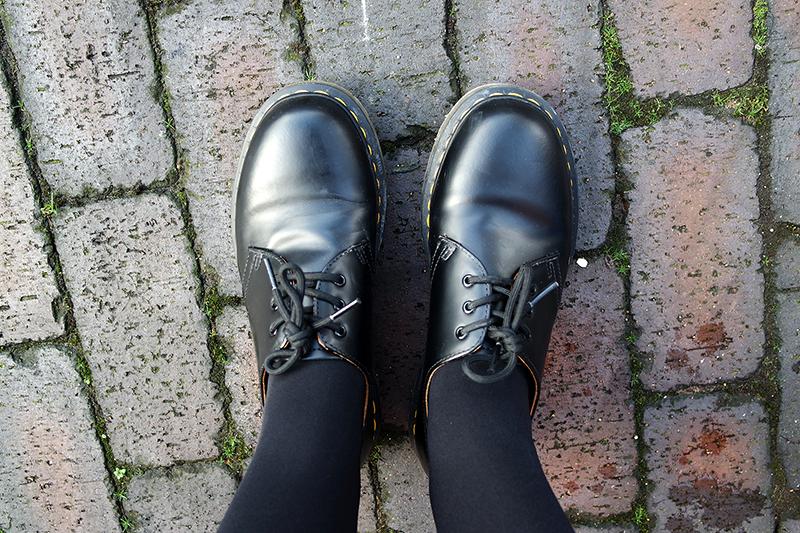 Blogger Docs Shoes