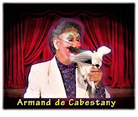 Armand de Cabestany, el mag.