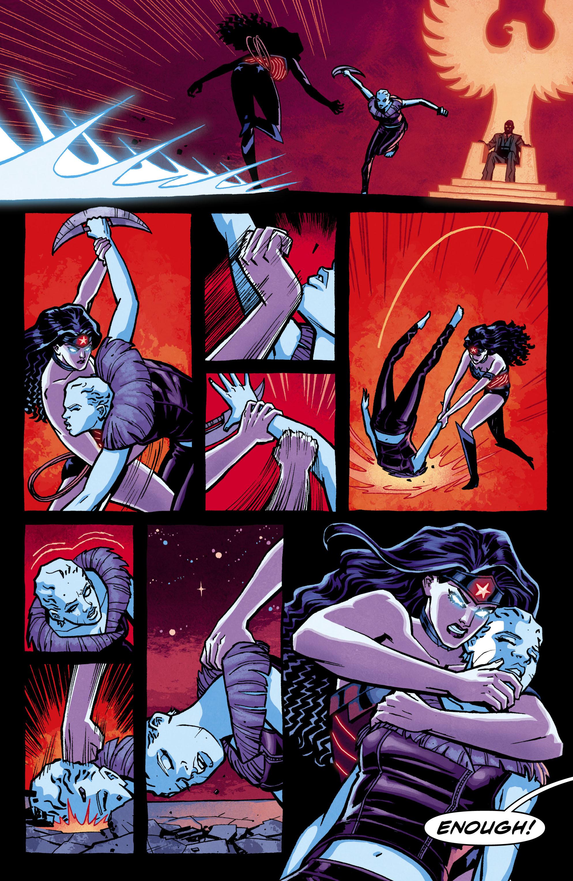 Read online Wonder Woman (2011) comic -  Issue #12 - 15