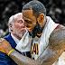 Popovich intentará convencer a LeBron para que se una a los Spurs