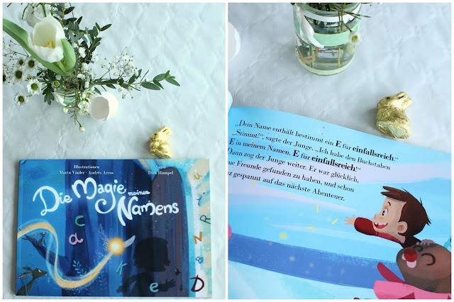 Taufgeschenk Namensbuch Taufe Junge Deko DIY Idee Geschenkidee Blumen Tischdeko Jules kleines Freudenhaus