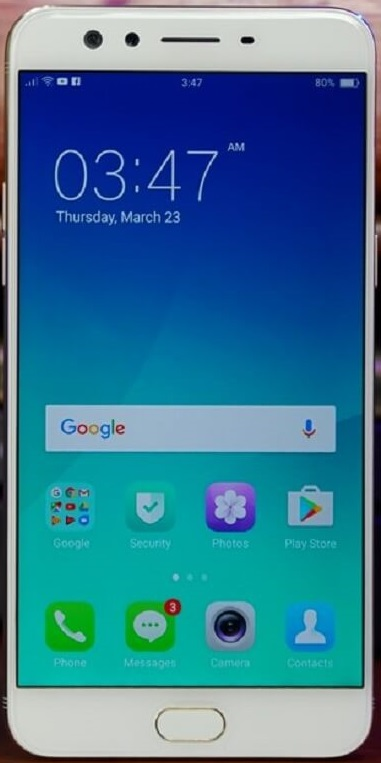 Oppo F3 Plus Software Problem