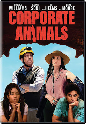 Corporate Animals 2019 Dvd