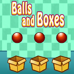 Memory Game: Balls and Boxes
