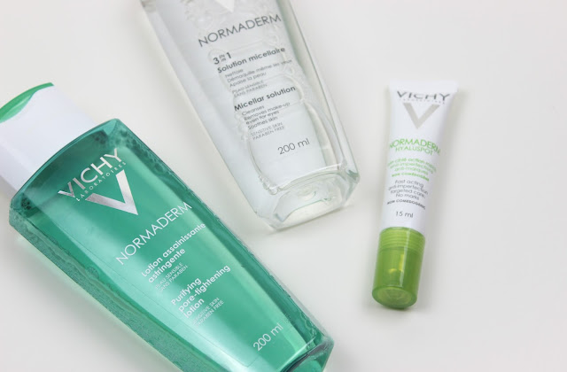 Vichy Normaderm Skincare Range Review