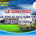 SVCG Thánh Tâm 'đội mưa' khai mạc giải bóng đá