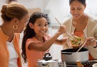 Cozinhe em casa