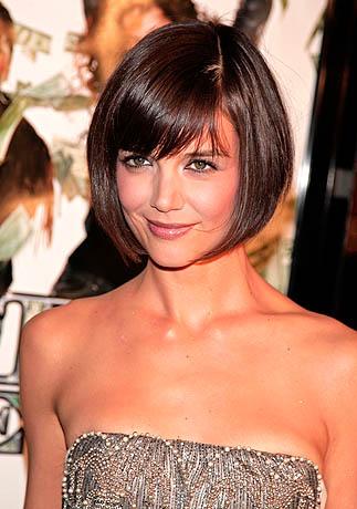 Miraculous Katie Holmes Hairstyles Hairstyles 2013 Short Hairstyles Gunalazisus