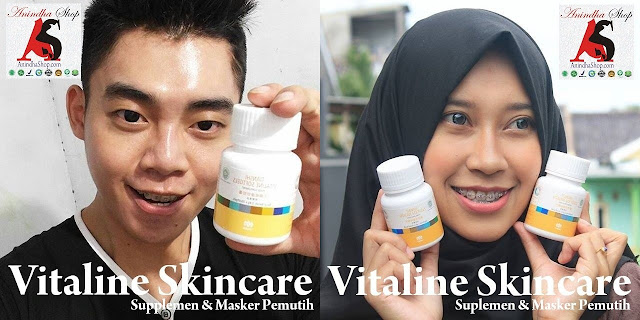 Vitaline Softgels Skincare