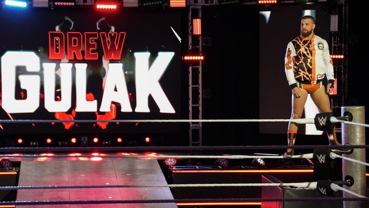 Detalhes sobre novo contrato de Drew Gulak com a WWE