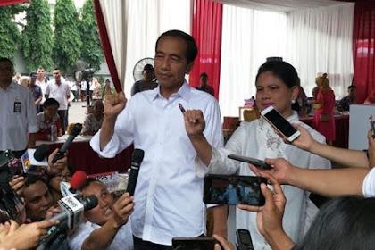 Salah Input Situng KPU: Jokowi-Ma'ruf 72, Ditulis 723 Suara