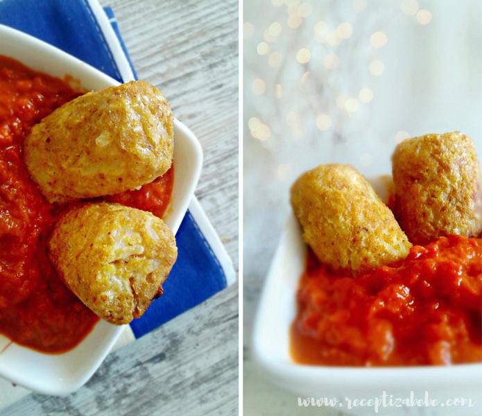 Kroketi od karfiola recepti za djecu