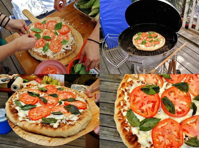 أحلى وأسهل طريقة لعمل بيتزا مارجريتا بسهولة وفي المنزل!