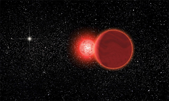 Estrela de Scholz é a Estrela Nemesis