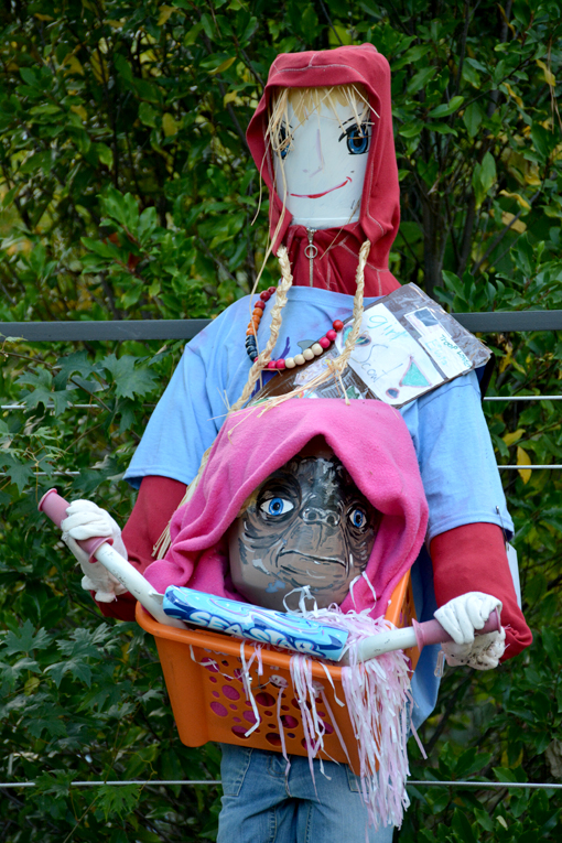 Scarecrows in the Garden, 2016 | Atlanta Botanical Garden