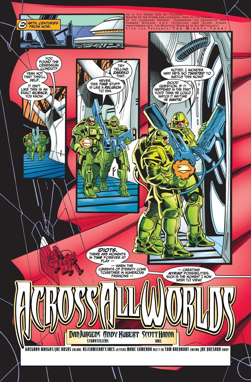 Thor (1998) Issue #35 #36 - English 2