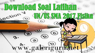 Download Soal Latihan UN/US SMA 2017 Fisika