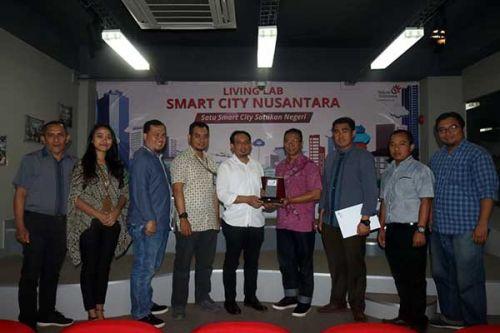 Telkom Indonesia Dukung Bengkulu Kembangkan Smart City