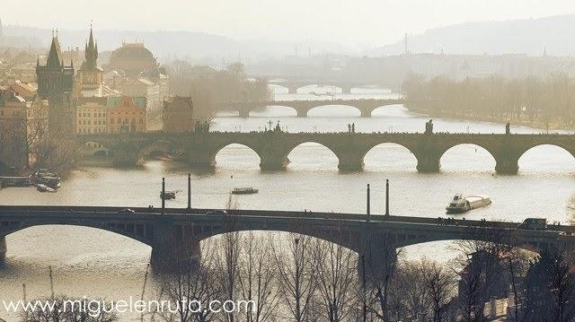 Puentes-de-Praga