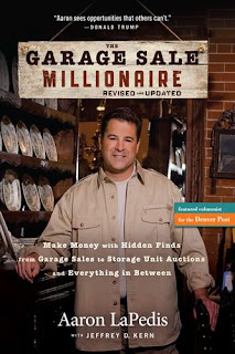 Buy the The Garage Sale Millionaire's revised, updated book HERE