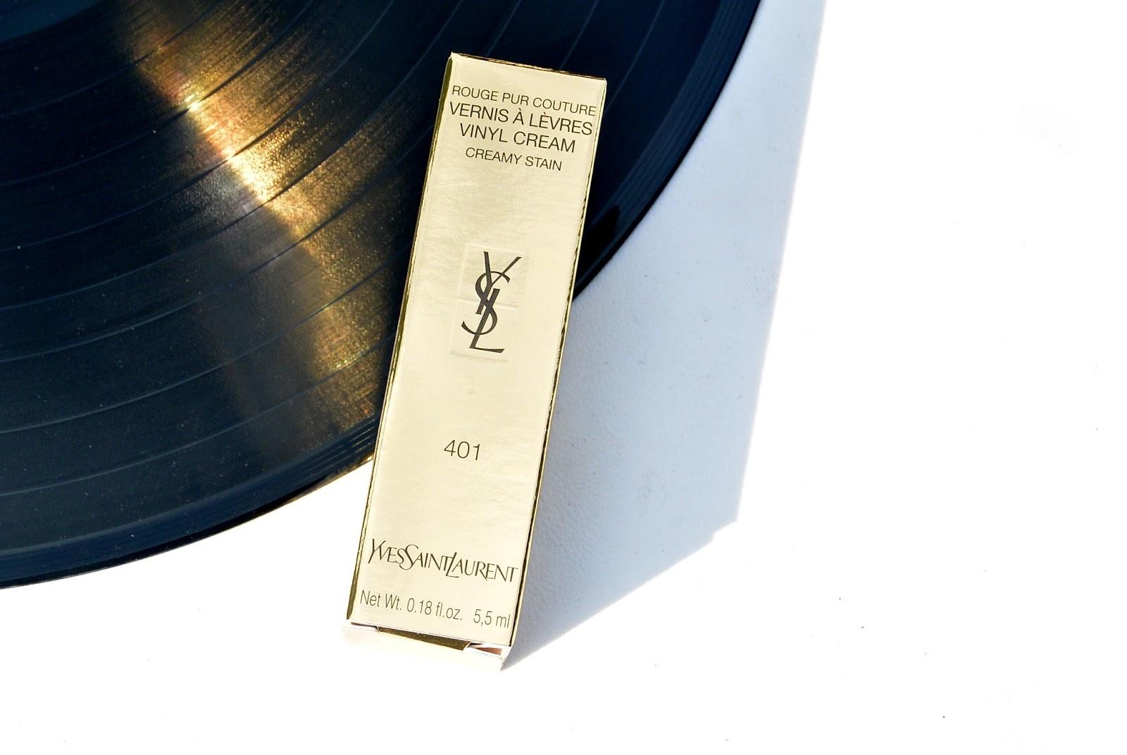 Art This Is Art Yves Saint Laurent Vinyl Cream Lip
