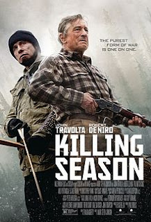Sinopsis Film Killing Season (2013)