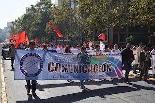 """Presidenta del Colegio de Periodistas: """"Exigimos que la nueva Constitución sea vinculante e incorpore el derecho a la comunicación"""""""