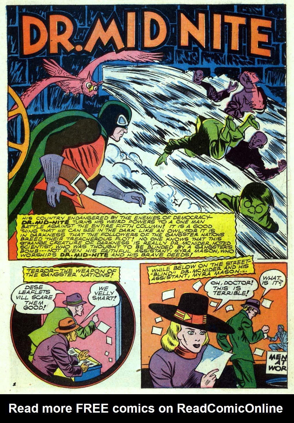Read online All-American Comics (1939) comic -  Issue #40 - 19