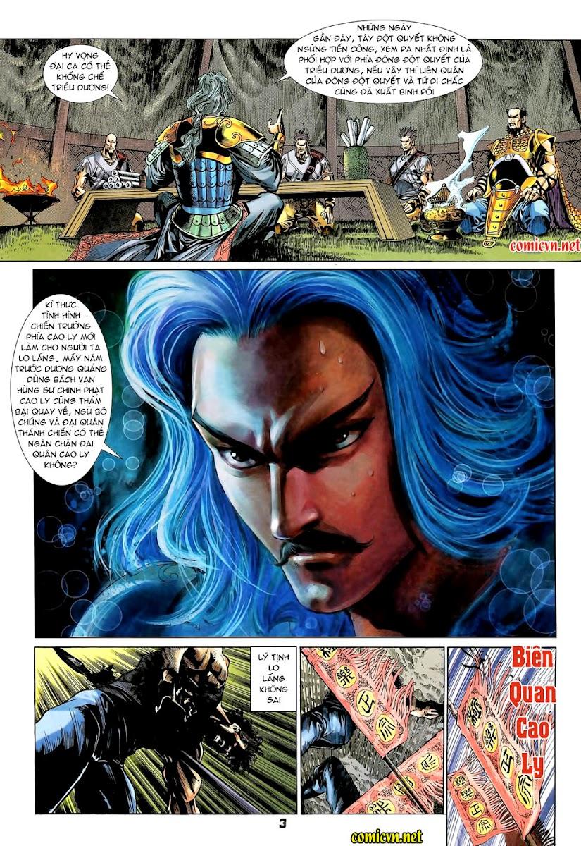 Đại Đường Uy Long chapter 92 trang 3