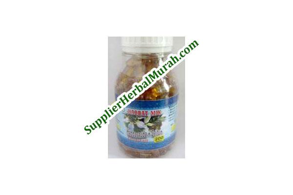 Extract Oil Habbatussauda + Zaitun isi 200 Kapsul