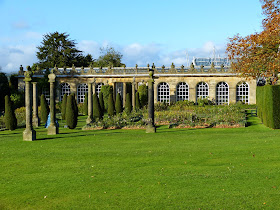 The 1st Duke's Greenhouse, Chatsworth