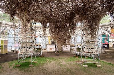 Douce Mirabaud, installation
