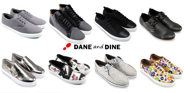 Model Sneakers Dane And Dine