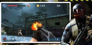 Permainan Tembakan Tembakan Android Shooter Sniper CS