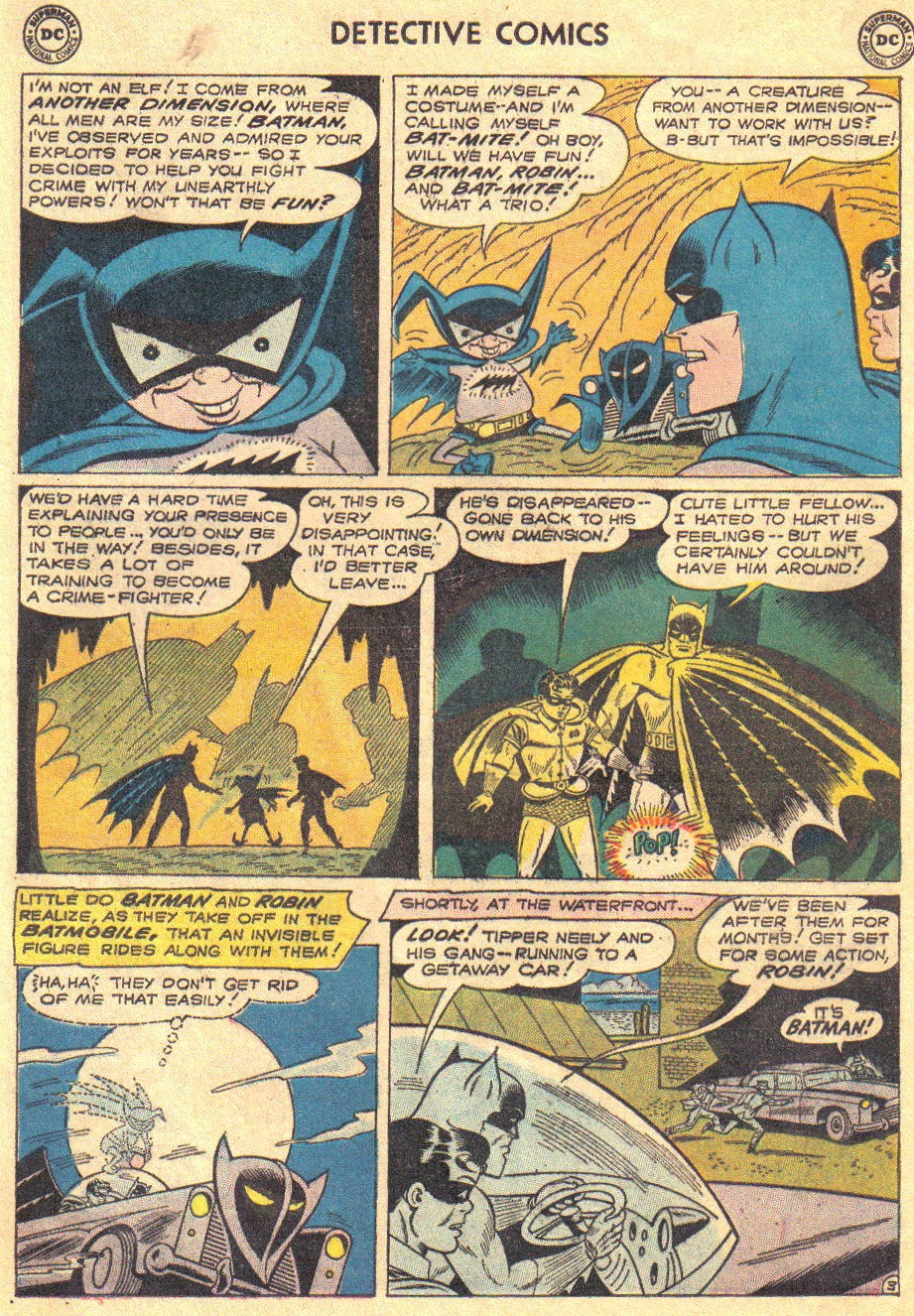 Read online Detective Comics (1937) comic -  Issue #267 - 5