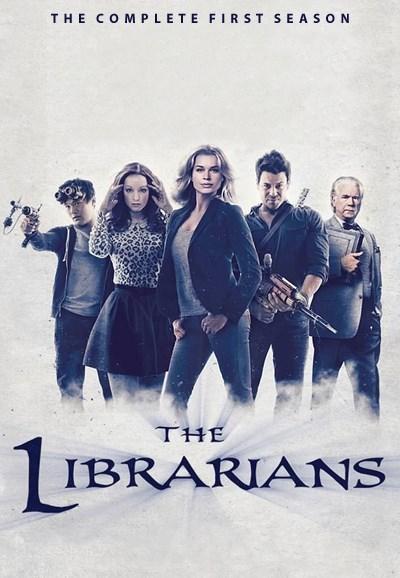 The Librarians 2014: Season 1 - Full (10/10)