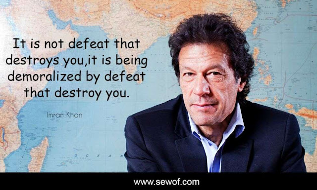 Best Quotes Of Imran Khan Quotes