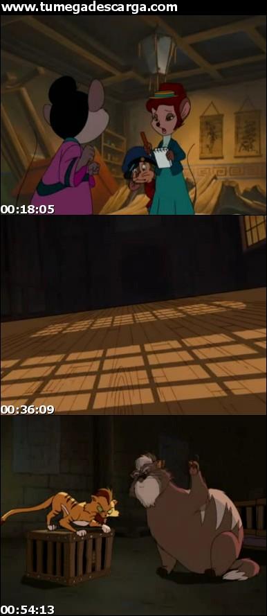 Fievel, el misterio del monstruo nocturno (1999)