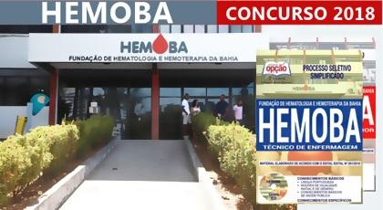 Apostila HEMOBA 2018