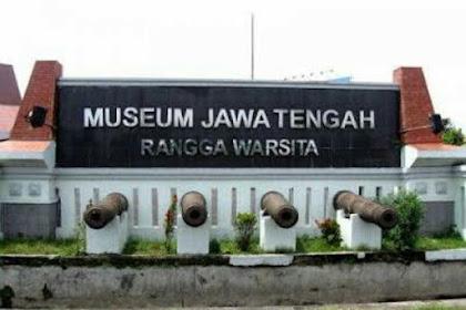 Info Lengkap Museum Ronggowarsito Semarang, Harga Tiket dan Lokasi + Jam Buka