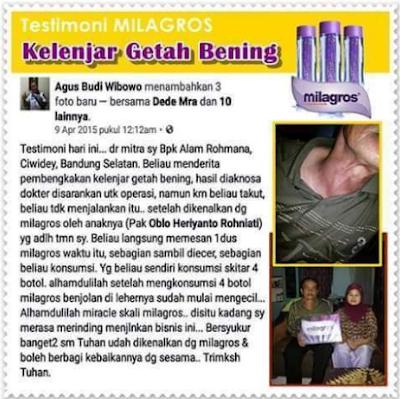 √ Harga Milagros di Kota Tangerang ⭐ ✅ WhatsApp 0813 2757 0786