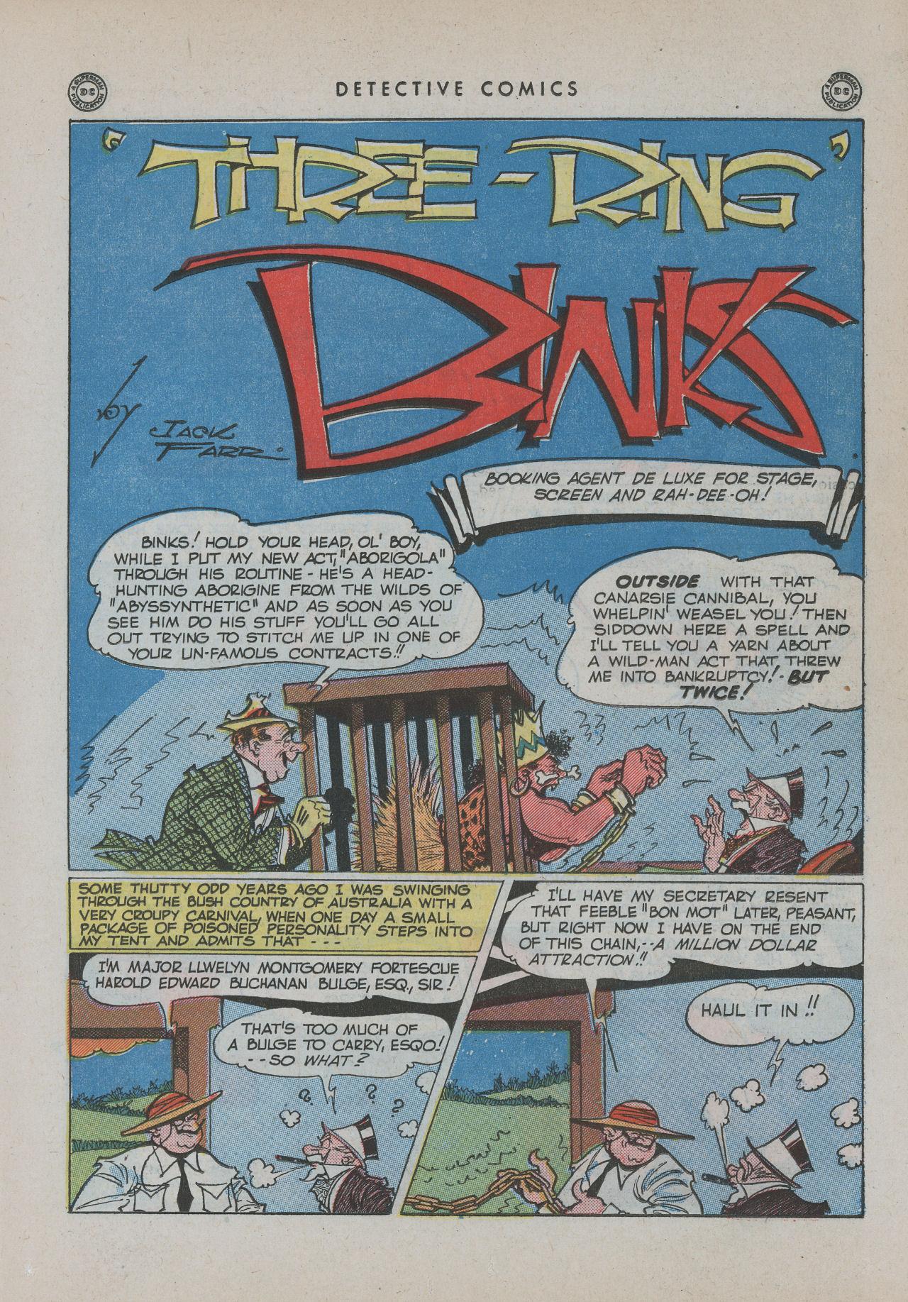 Read online Detective Comics (1937) comic -  Issue #108 - 33