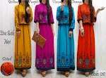 Gamis Katun Bangkok SOLD OUT