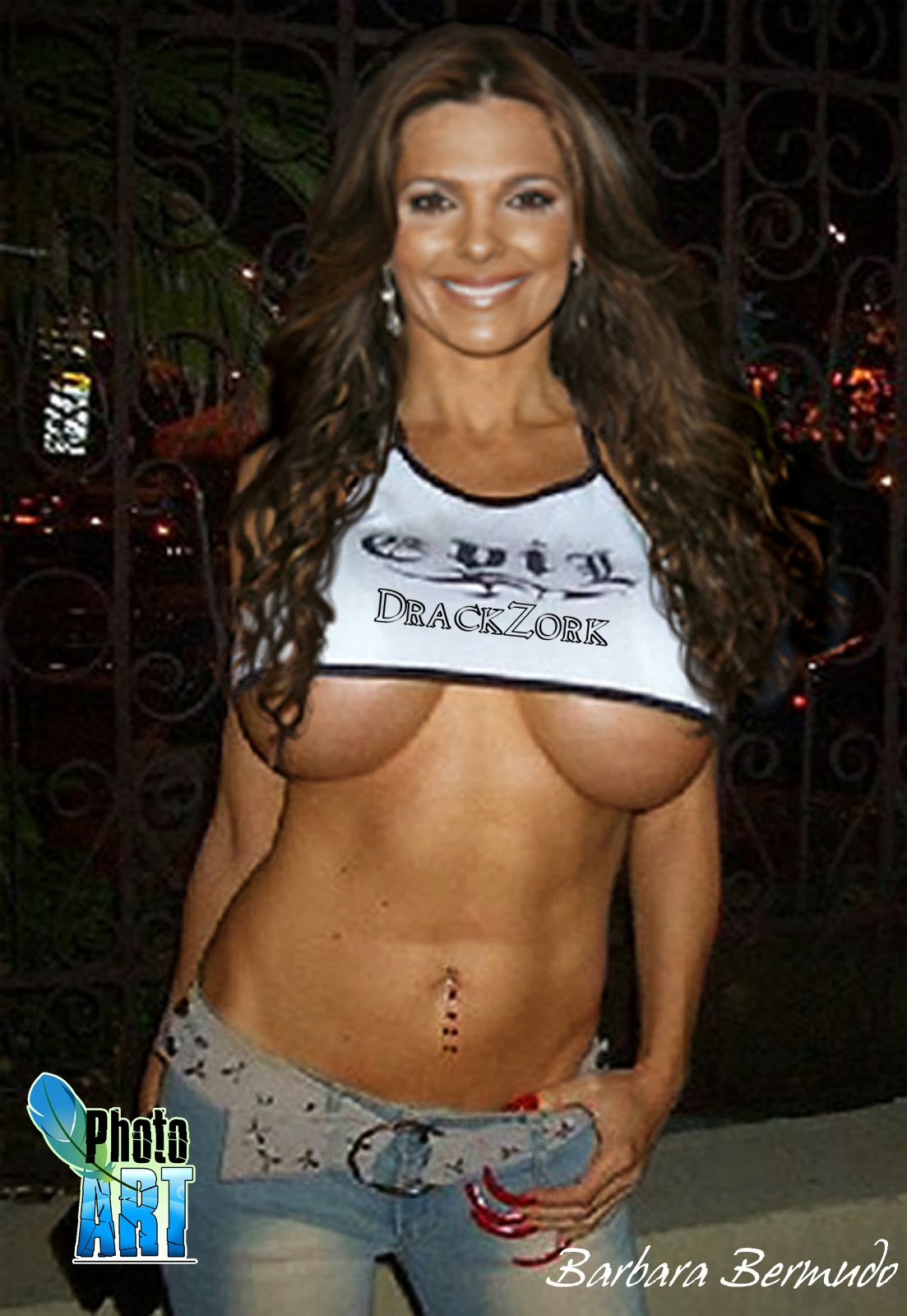 Topic Barbara bermudo porno amateur excited