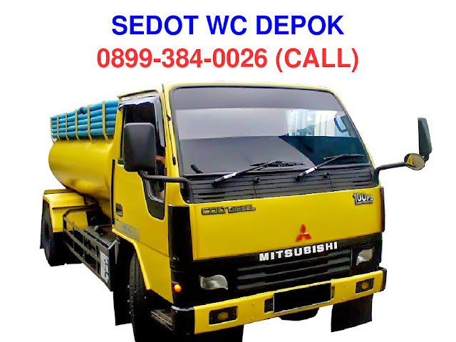 0899-384-0026 (Call)), Sedot WC Cinere